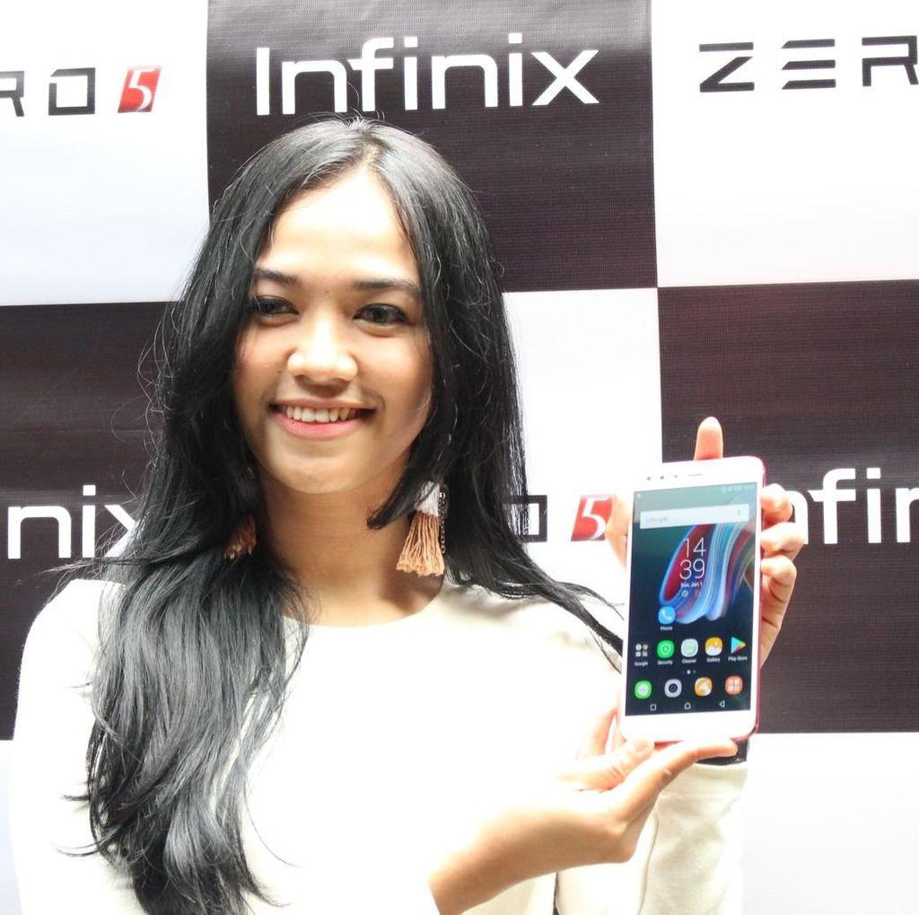 Infinix Siapkan Smartphone dengan Kecerdasan Buatan