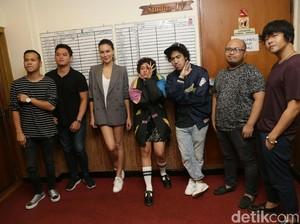 NEV+ Ajak Sophia Latjuba Sepanggung di LAFF Festival 2018