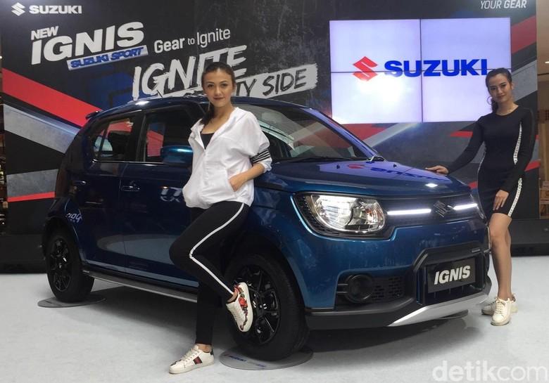 Ini Syarat Suzuki Agar Ignis Bisa Diproduksi di IndonesiaFoto: Suzuki
