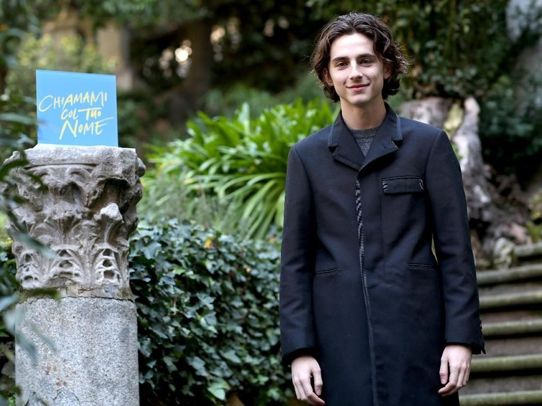 Timothee Chalamet, Peraih Nominasi Aktor Terbaik Termuda Setelah 80 Tahun