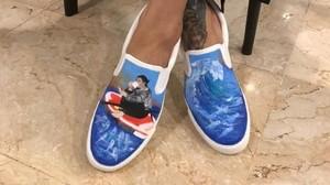 Berapa Harga Sepatu Baru Susi yang Viral di Medsos?