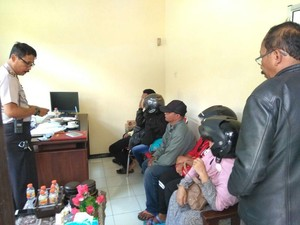 Empat Pasangan Mesum Terjaring Razia Polisi di Malang