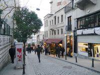 Suasana Istanbul (Kurnia/detikTravel)
