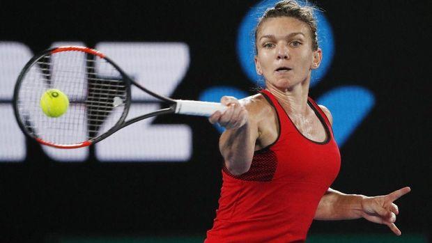 Kalahkan Halep, Wozniacki Juara Australia Terbuka