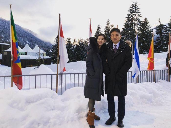 Zhang Zetian merupakan istri dari bos e-commerce raksasa China JD.com. Instagram Zhang Zetian/Istimewa.