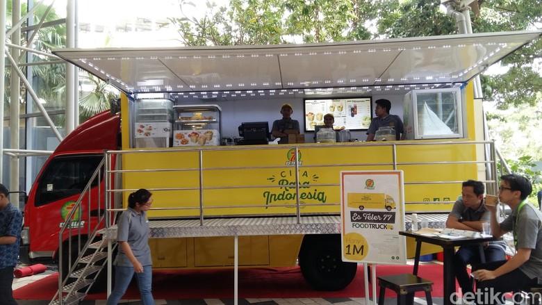 95 Gambar Desain Dapur Food Truck HD Unduh Gratis