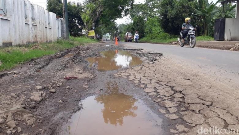 Ini Prosedur Klaim Ganti Rugi Kecelakaan karena Jalan Rusak ke Pemerintah Foto: Muhajir Arifin