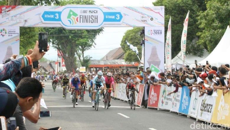 Etape Ketiga Tour de Indonesia di Banyuwangi Aman, Ini Kata Kapolres