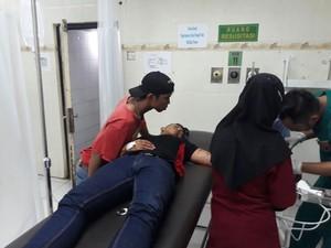 Anggota TNI Dibacok Saat Lerai Tawuran di Makassar, 5 Orang Diamankan