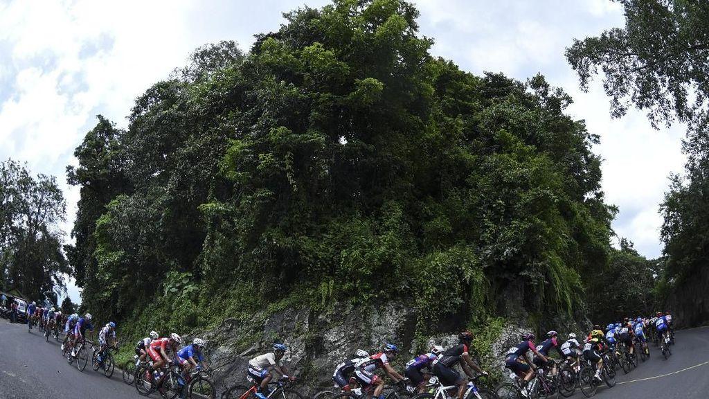 Kemenpora Wanti-Wanti Panpel Tour d Indonesia soal Area Susah Sinyal