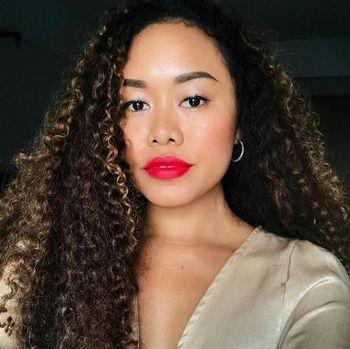 Kisah Inspiratif Agnes Oryza, Influencer yang Dibully karena Rambut Keriting