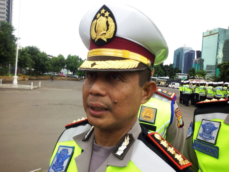 Polisi Sarankan Jalan Jatibaru Dibuka untuk Semua Kendaraan