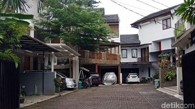 Timo Residence tempat tinggal Tessa Kaunang