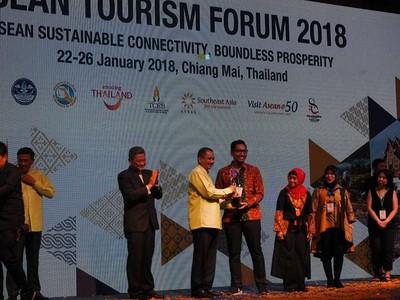 Keren! Indonesia Raih 18 Penghargaan di Asean Tourism Forum 2018