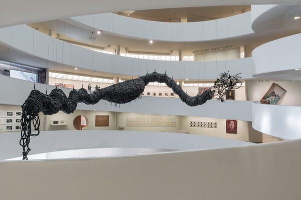 Museum Guggenheim memang memajang aneka karya seni berharga (Solomon R. Guggenheim Museum/Facebook)