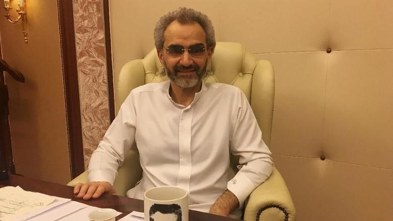Foto: Begini Jeroan Penjara Tempat Alwaleed Ditahan