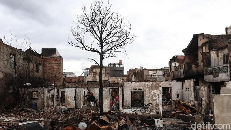 Ngaku Dapat Bisikan Gaib, Tersangka Kebakaran Tamansari Dites Kejiwaan