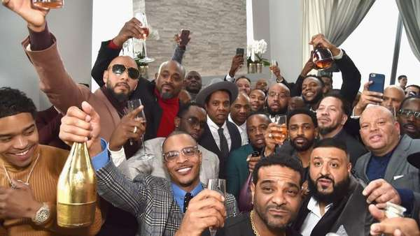 Mewahnya Pesta Makan Siang Sebelum Grammy Berlangsung