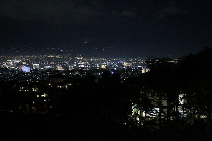 Foto Tempat Terbaik Melihat Bandung Di Malam Hari