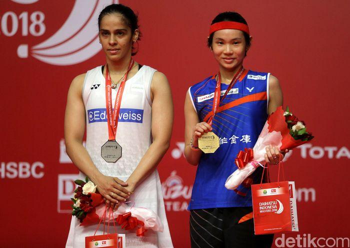 Tai Tzu Ying menjadi juara Indonesia Masters 2018.