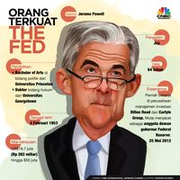 Profil Gubernur The Fed Jerome Powell