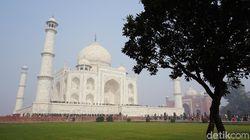 Kasus Covid-19 Meroket, Taj Mahal Perpanjang Masa Penutupan