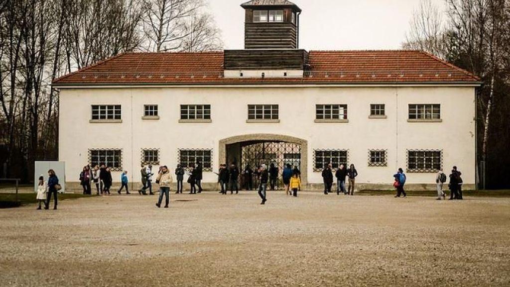 Mengintip Kamp Dachau, Komplek Kekejaman Nazi Pertama di Jerman