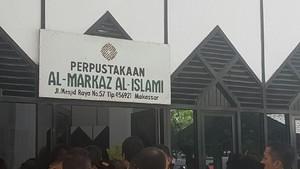 Koleksi Perpustakaan Masjid Al Markaz Makassar Bertambah