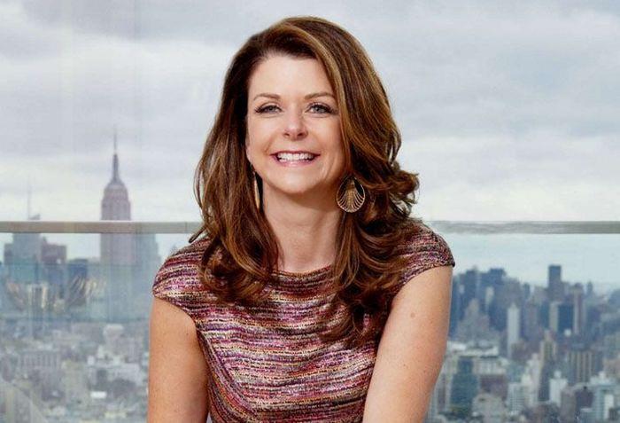 Selain berparas cantik, MaryAnne Gilmartin juga memiliki karier cemerlang. Ia adalah President dan CEO Forest City Ratner. Istimewa/Bisnow.
