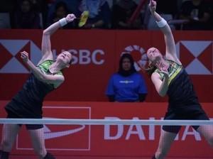 Gagal ke Final, Juhl/Pedersen Tetap Senang