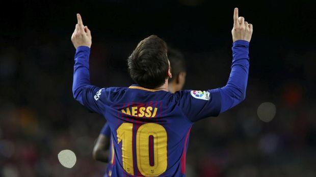 Lionel Messi punya kemampuan individu jauh di atas rata-rata.