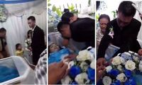Viral, Kisah Pria di Manado Tukar Cincin Tunangan dengan Jenazah Kekasih