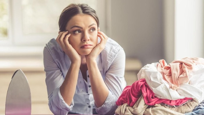 Apa respons kamu saat menghadapi stres? Foto: Thinkstock