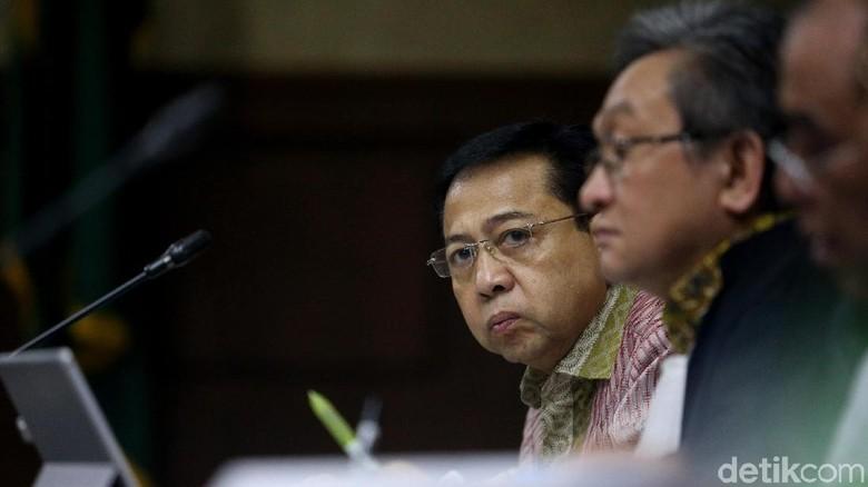 Setya Novanto Kembali Jalani Sidang Lanjutan Kasus e-KTP Hari Ini