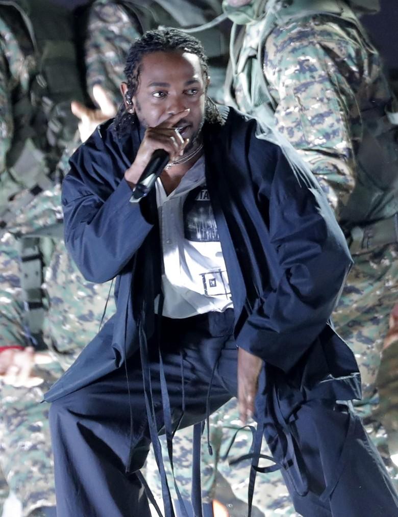 Kendrick Lamar. Foto: REUTERS/Lucas Jackson