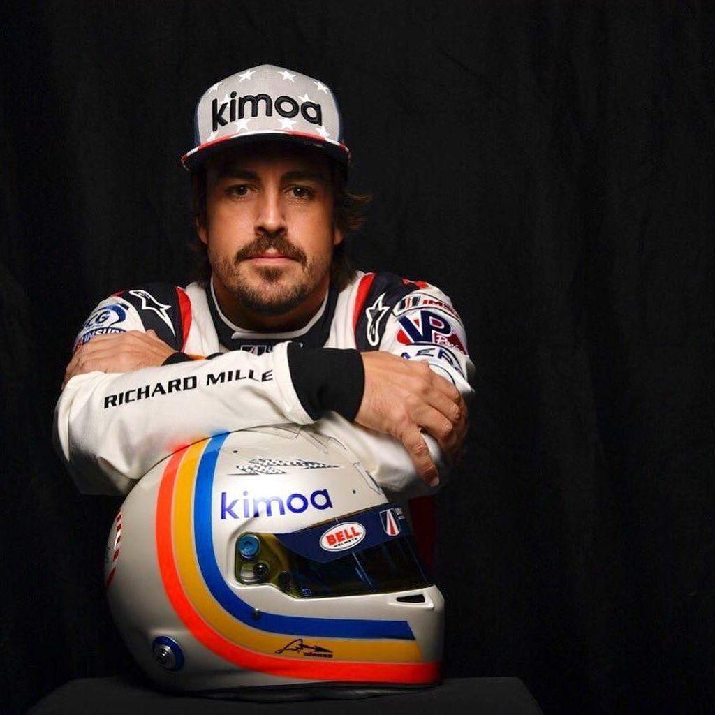 Fernando Alonso Berharap Balapan Basah dan Penuh Drama di GP Kanada