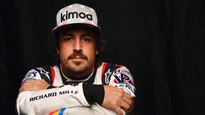 Pebalap McLaren, Fernando Alonso. (Foto: instagram/fernandoalo_oficial)