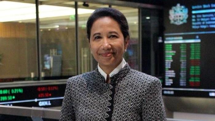 Menteri BUMN Rini Soemarno. Foto: Wijaya Karya