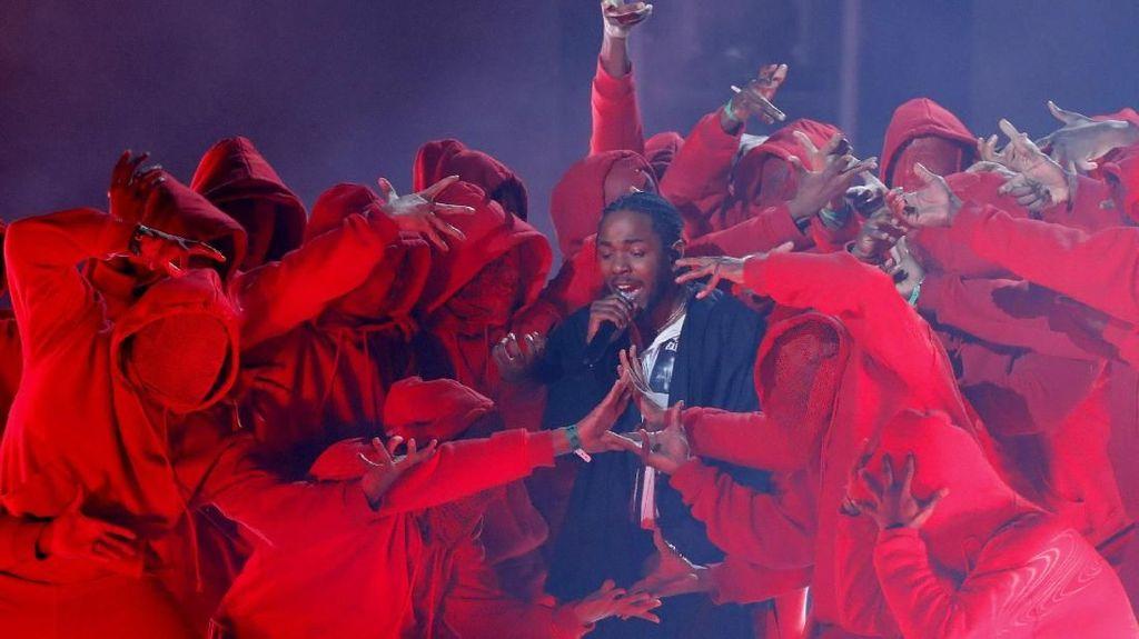 Kendrick Lamar Rapper Pertama Peraih Pulitzer Prize