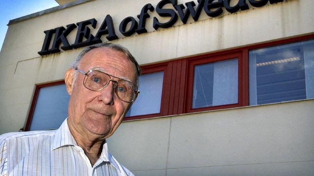 Pendiri IKEA Meninggal di Usia 91 Tahun