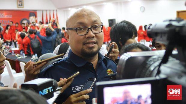 Sterilisasi Jalan Imam Bonjol Isyaratkan Pengamanan KPU