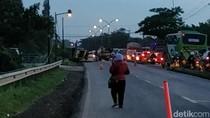 Kecelakaan Beruntun Melibatkan 10 Kendaraan di Purwodadi, 2 Tewas