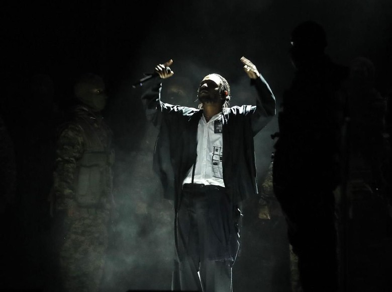 Kendrick Lamar Foto: REUTERS/Lucas Jackson