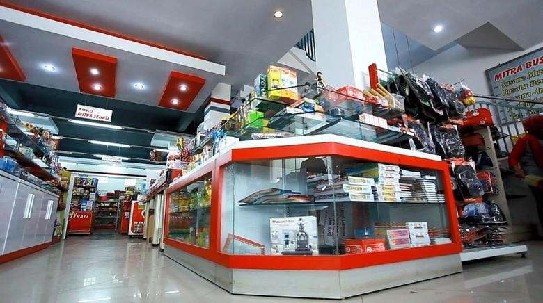 Pemilik Ritel Tradisional Harus Siap Bersaing di Pasar Modern