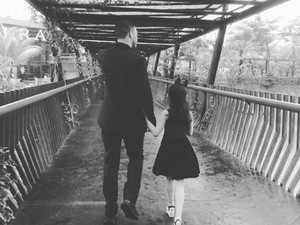 Bagi Nafa Urbach, Momen Mantan Suami Antar Anak Itu Indah Banget
