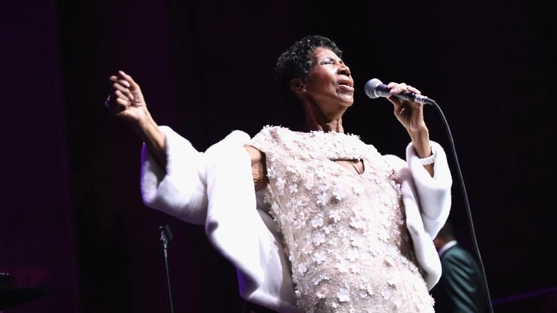 Foto: Aretha Franklin (Photo by Dimitrios Kambouris/Getty Images)