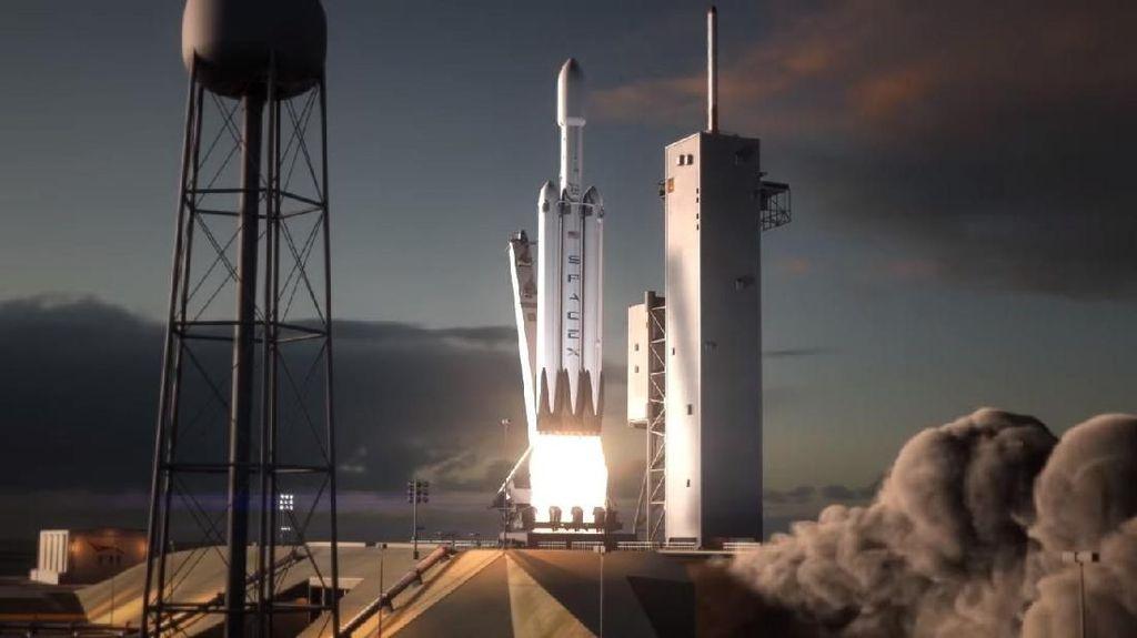 SpaceX Bakal PHK 10% Karyawan, Kenapa?