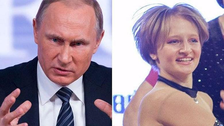 Nestapa Anak Putin, Tak Diakui Ayah hingga Suami Diambil Pelakor