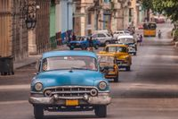 Jalanan Paseo del Prado (Thinkstock)