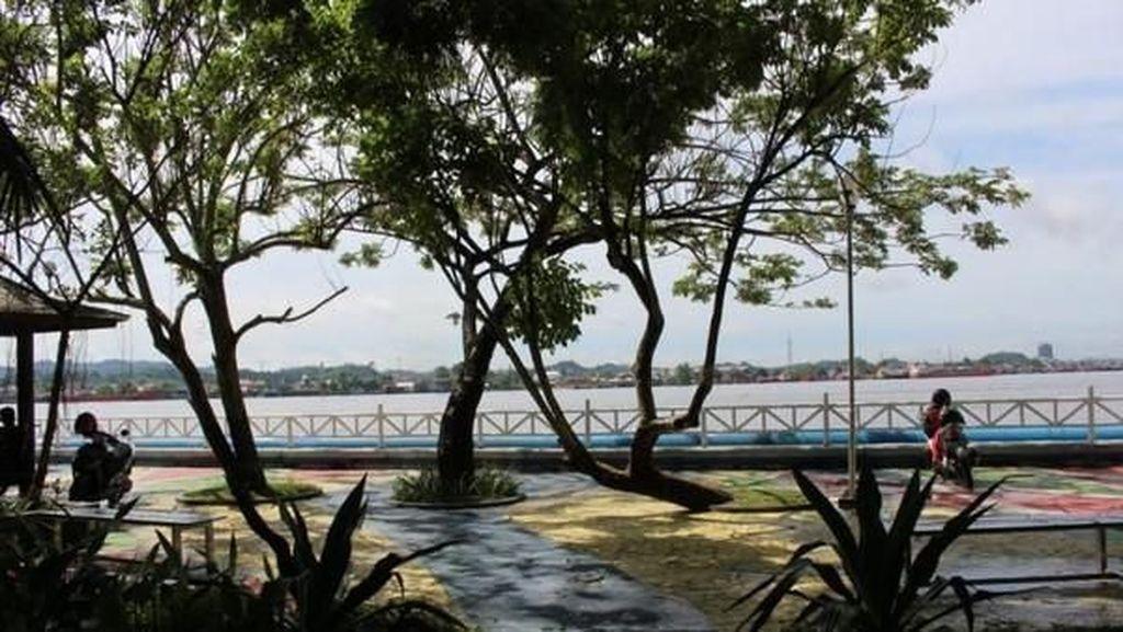 Tempat Asyik Menikmati Sungai Mahakam di Samarinda